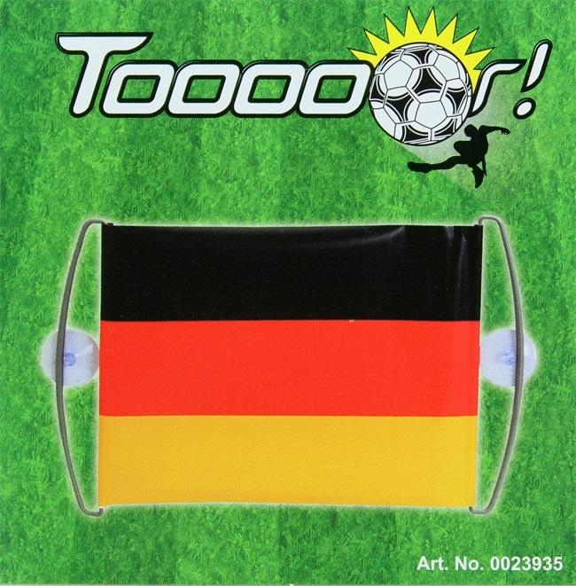 Deutschland Banner - ca 68 x 24cm
