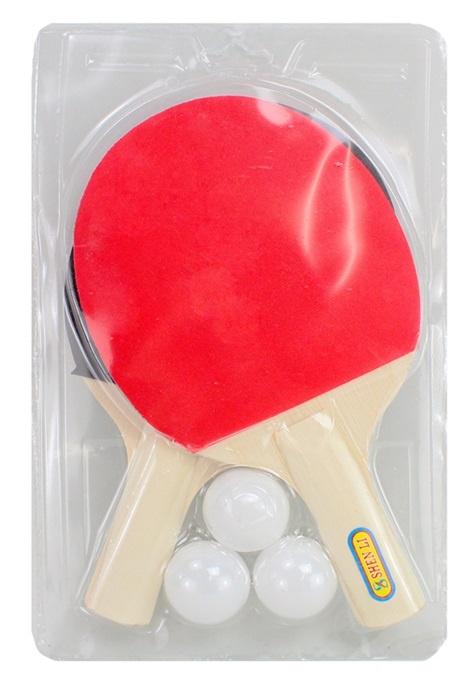 Tischtennis Set in Doppelblister