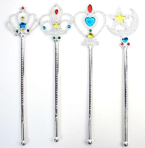 Prinzessinen Zepter ca 31 cm