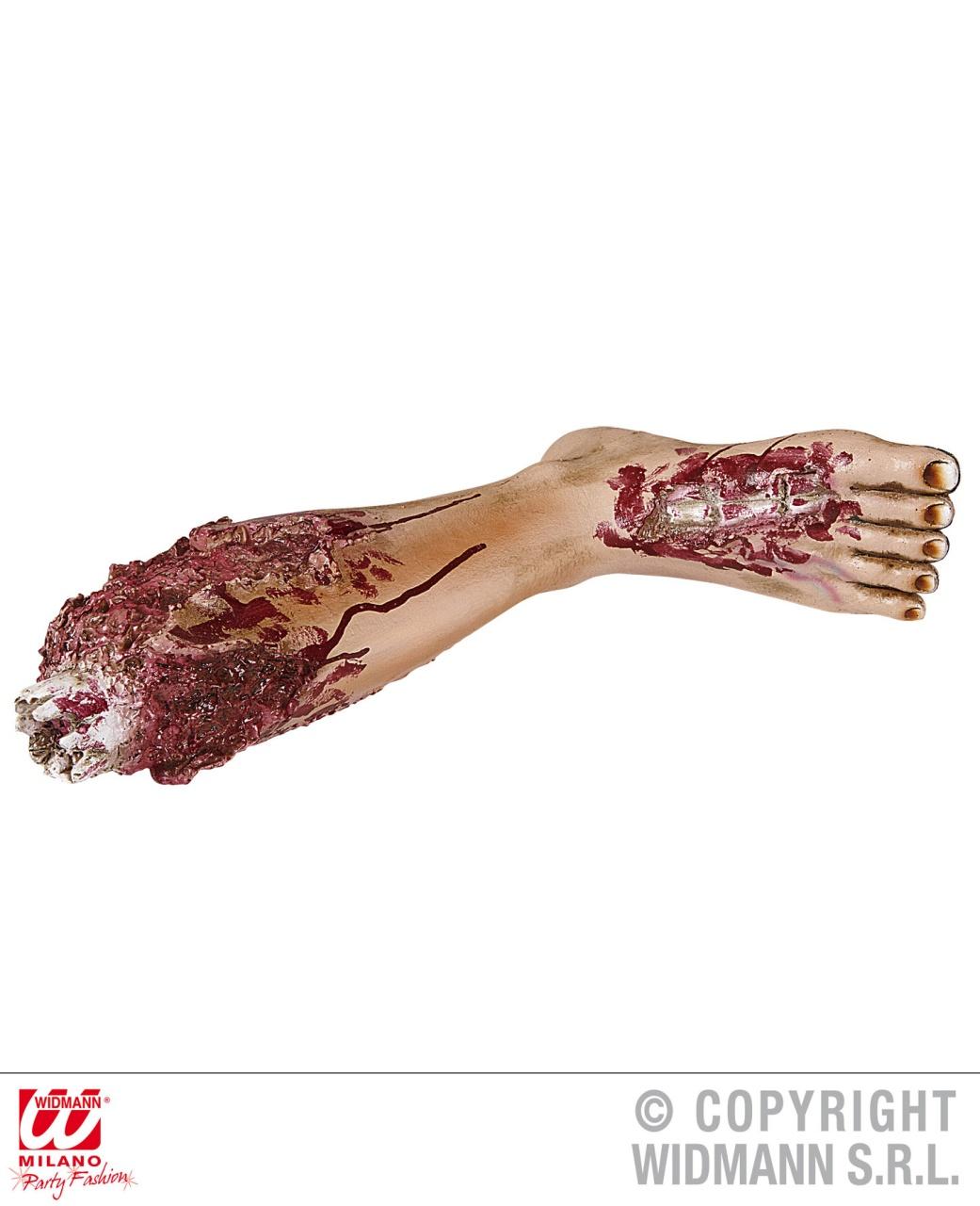 Bein blutig ca 45 cm