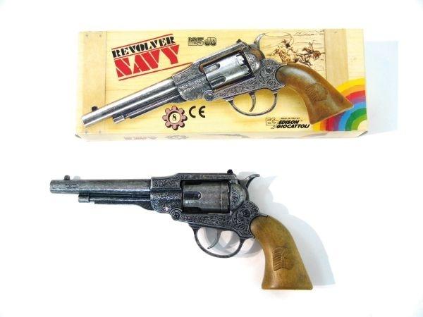 8-Schuss-Colt NAVY