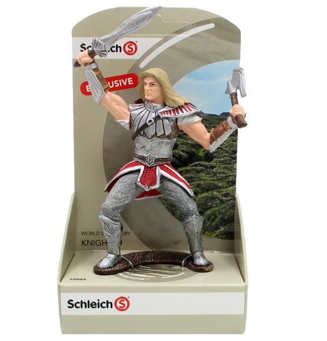 SCHLEICH Greifenritter Berserker - ca 13,5cm