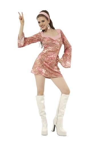 Kostüm Go Go Girl für Erwachsene Größe M