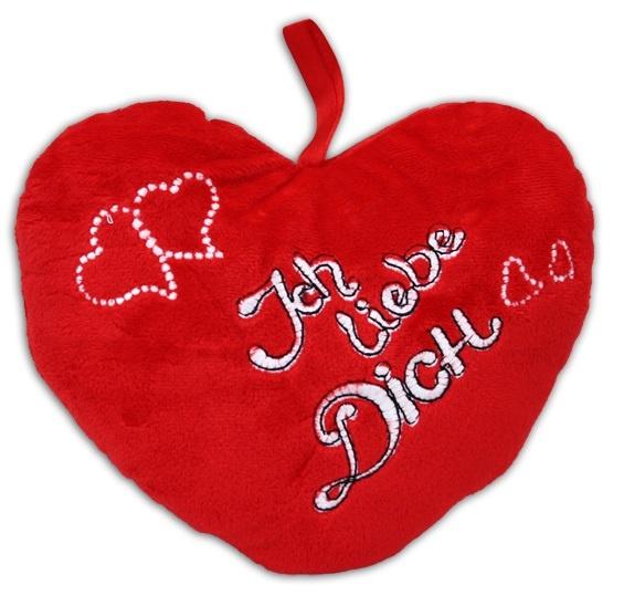 Herz , Ich liebe Dich,   ca 20 cm