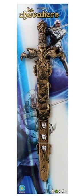 Schwert auf Karte - ca 52cm
