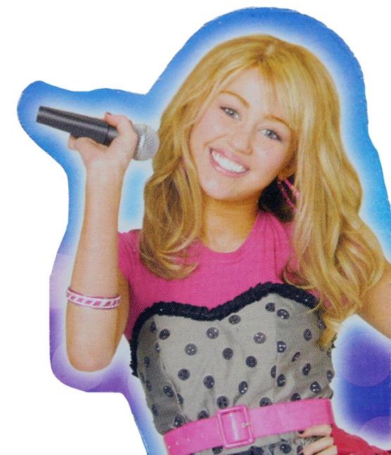 RUBIES Hannah Montana Perücke in Box ca 27x20,5x6cm
