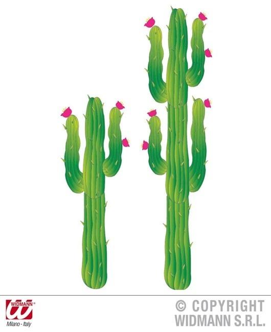 Kaktus je 180 und 120 cm - 2er Set