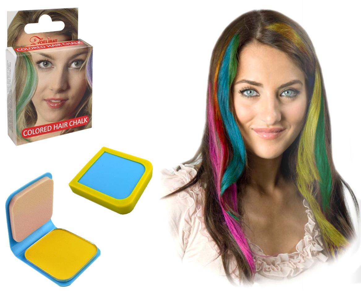 Haarkreide 6g gelb