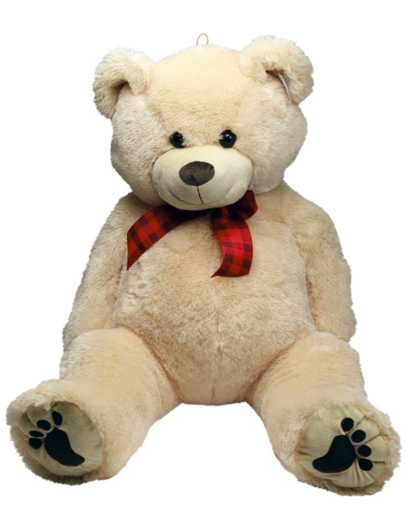 Bär beige ca 110 cm