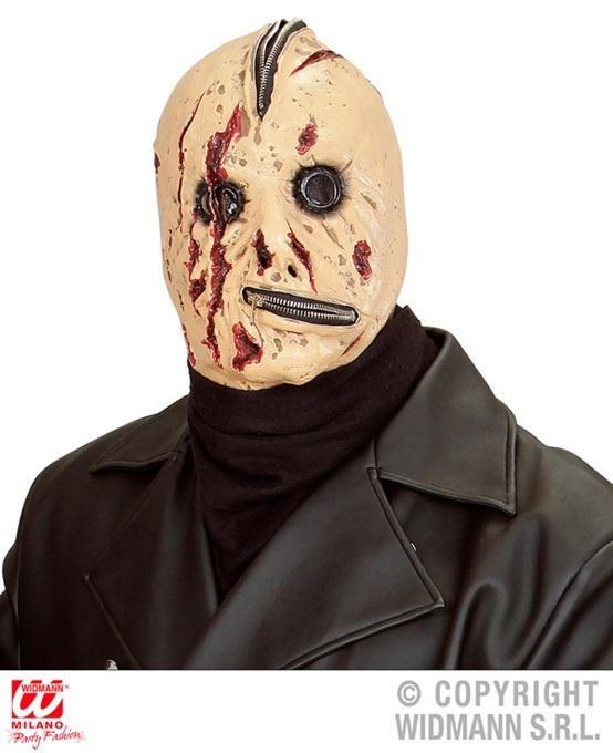 Maske Blutiger Reisverschluss
