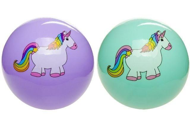 Ball Einhorn  2 Farben sortiert ca 23 cm