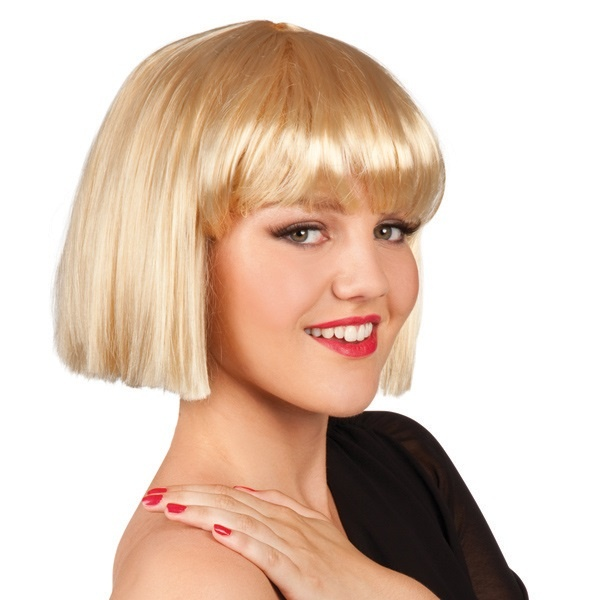Perücke - Coco Bobfrisur blond