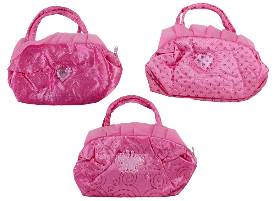 Tasche Mädchentasche 3-fach sortiert ca 15x9cm