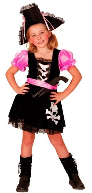 Kostüm - Kinderkostüm Piratin Tessa
