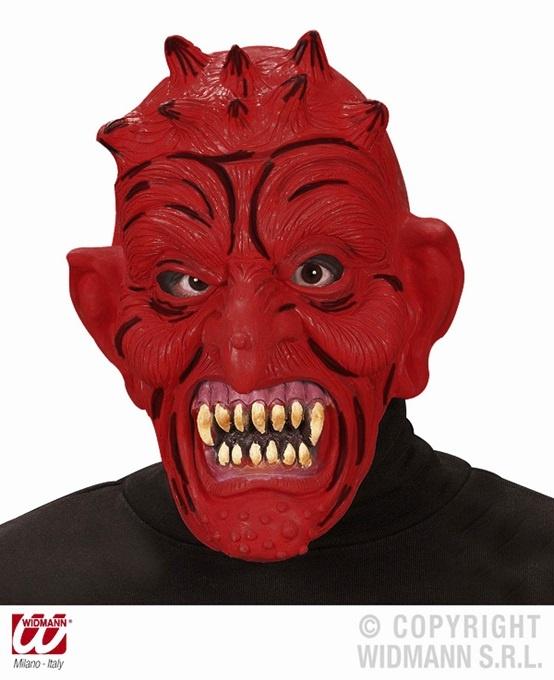 Maske - Teufel Dämon