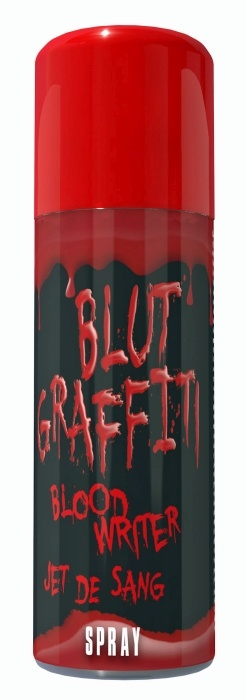 Blut-Graffiti-Spray, 83 ml