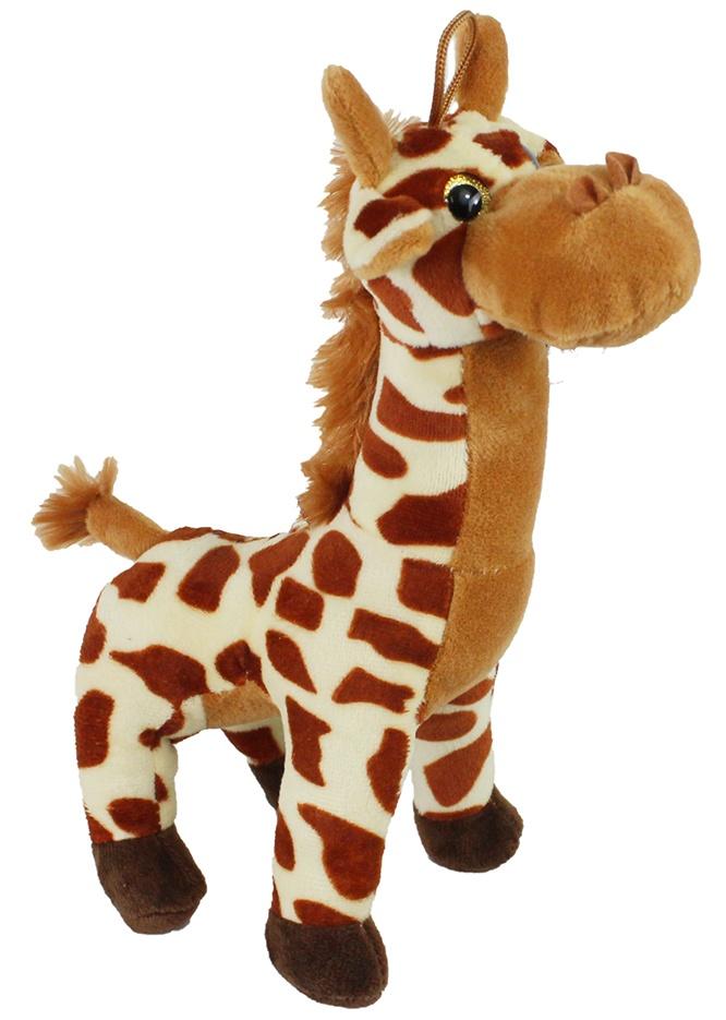 Giraffe mit Glitzeraugen ca 24 cm