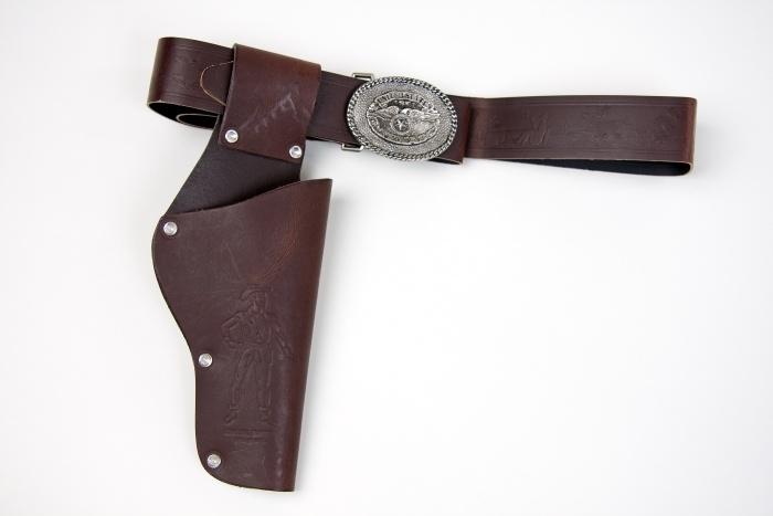 Coltgürtel für Erwachsene, 1 Tasche, ca. 120 cm