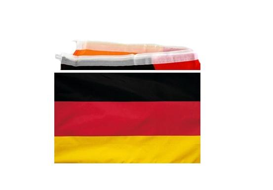 Deutschlandfahne Flagge ca 150 x 90 cm
