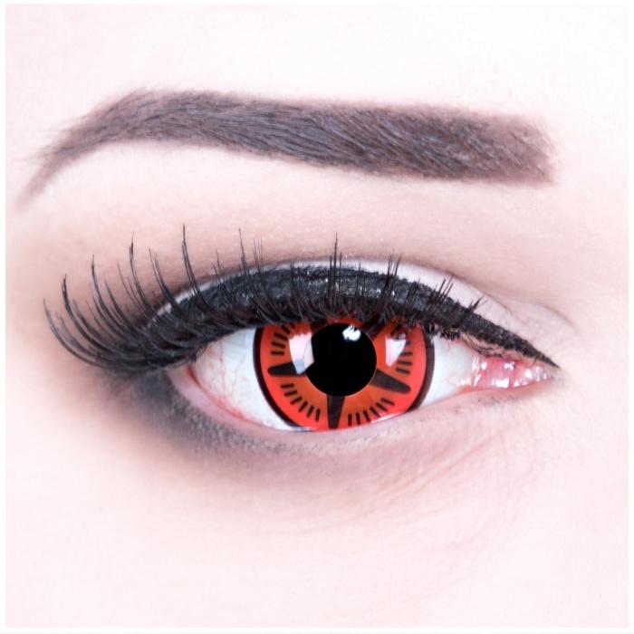 Paar Kontaktlinsen Manga