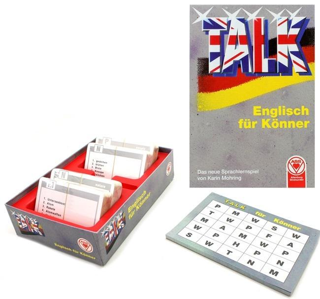 ASS Sprachlernspiel  - Englisch für Könner