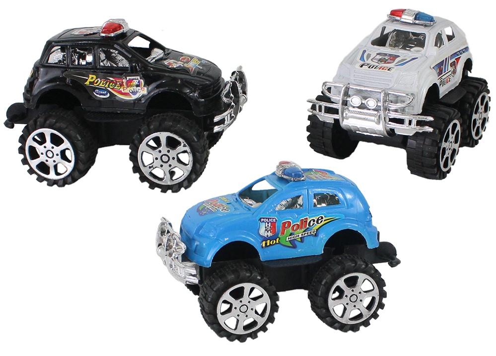 Monstertruck 3-fach sortiert ca 9,5cm