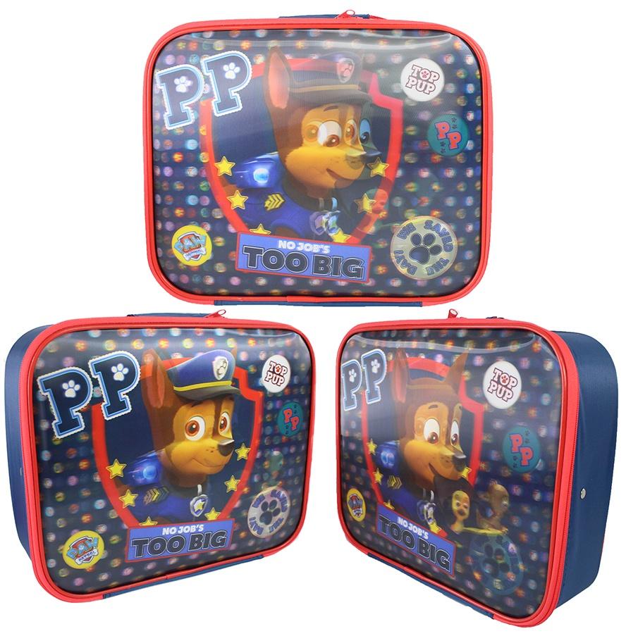 PAW Patrol Kinderkoffer 3 D  ca 36 x 30 x 10,5 cm