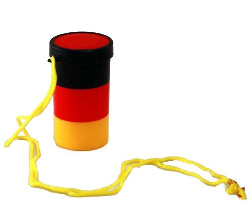 Deutschland Tröte - ca 7,5 cm