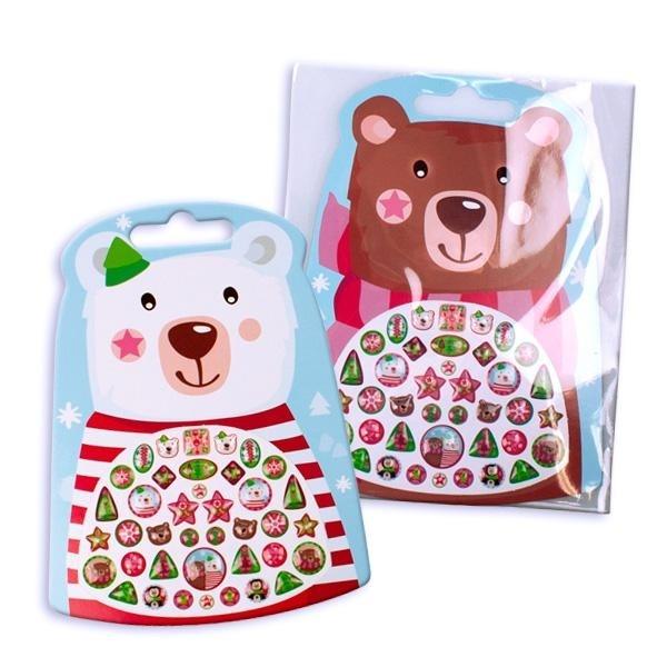 BENNI & BRUNO Mini-Sticker 2 fach sortiert