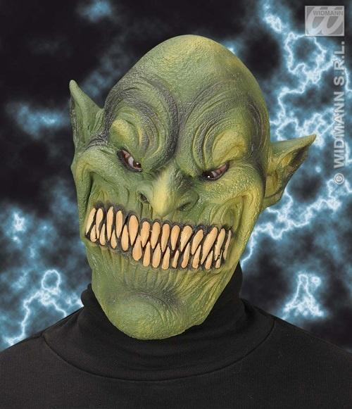 Maske - Goblin Riesenmaul