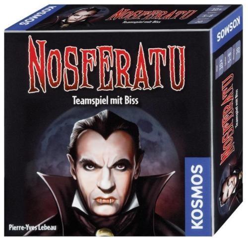 KOSMOS Nosferatu Vampirspiel - in Box ca 10x10x4cm