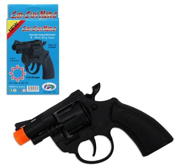 Pistole 8 Schuss - ca 13,5cm