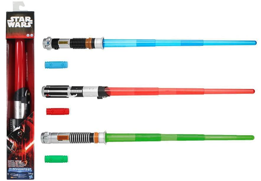 Star Wars E7 Movie elektronisches Lichtschwert ca 81 cm