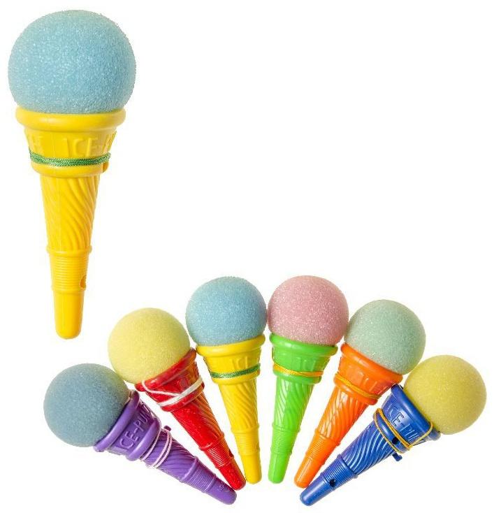 Eiswaffelspiel mehrfach sortiert ca 12 cm