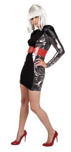Kostüm - Gigi Disco TOP COLLECTION Größe M