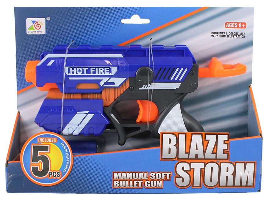 Pistole Softair Shooter  in Box ca 27x19,5x4,5 cm