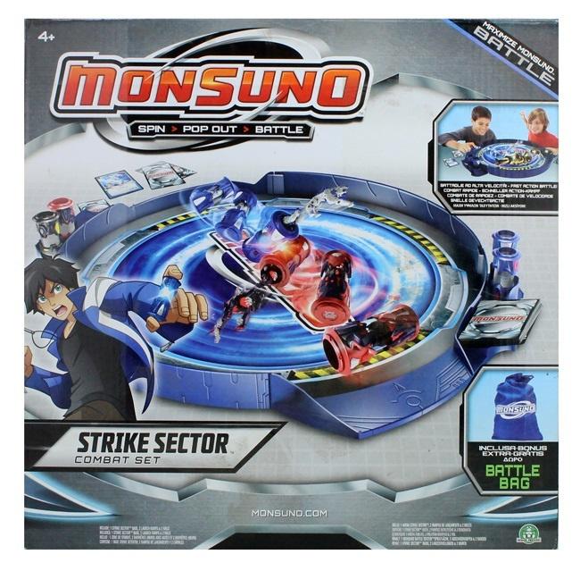 Monsuno Battle Sector in Box - ca 33x33cm