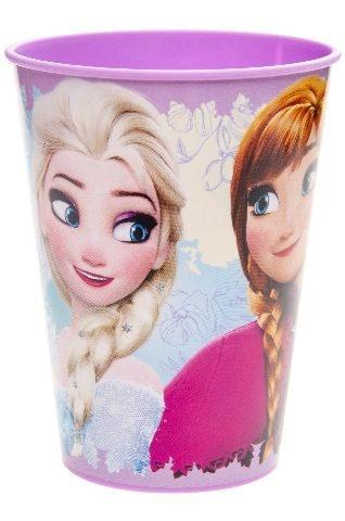 Becher Frozen Eiskönigin Kunststoff - ca 260 ml