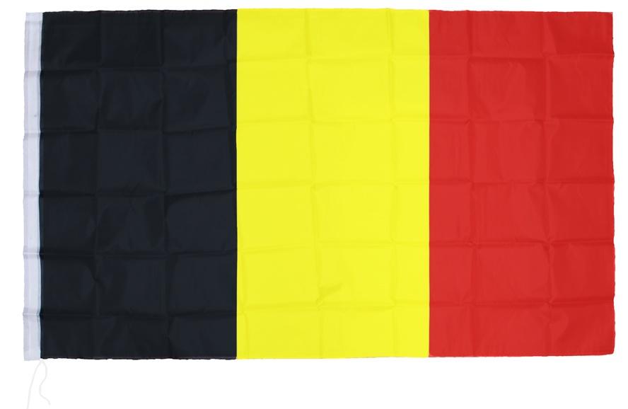 Flagge Fahne Belgien ca 90x150 cm