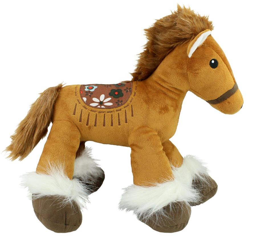 Pferd Märchenpferd stehend ca 42 cm