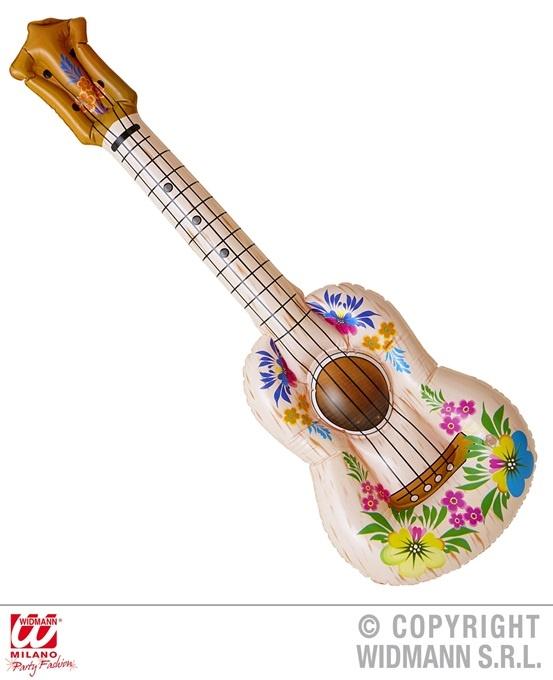 Gitarre Ukulele Hula aufblasbar - ca 105cm