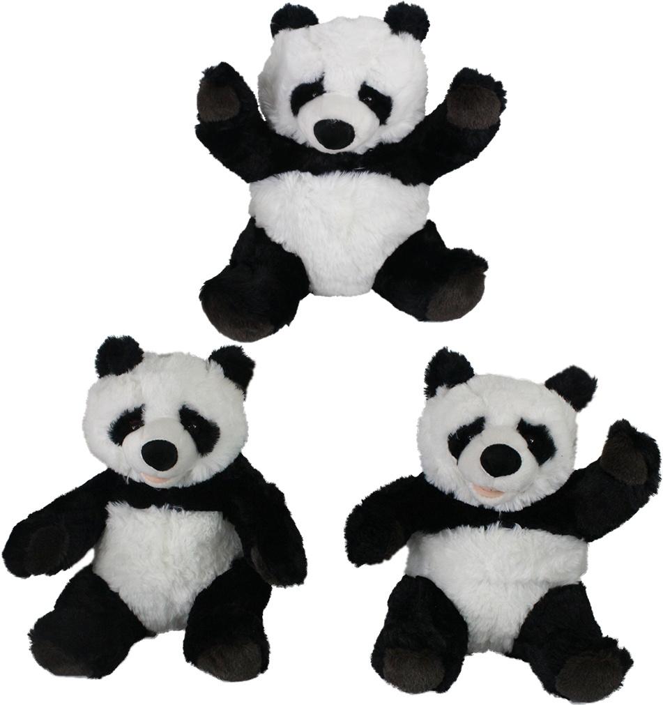 Panda sitzend ca 26cm