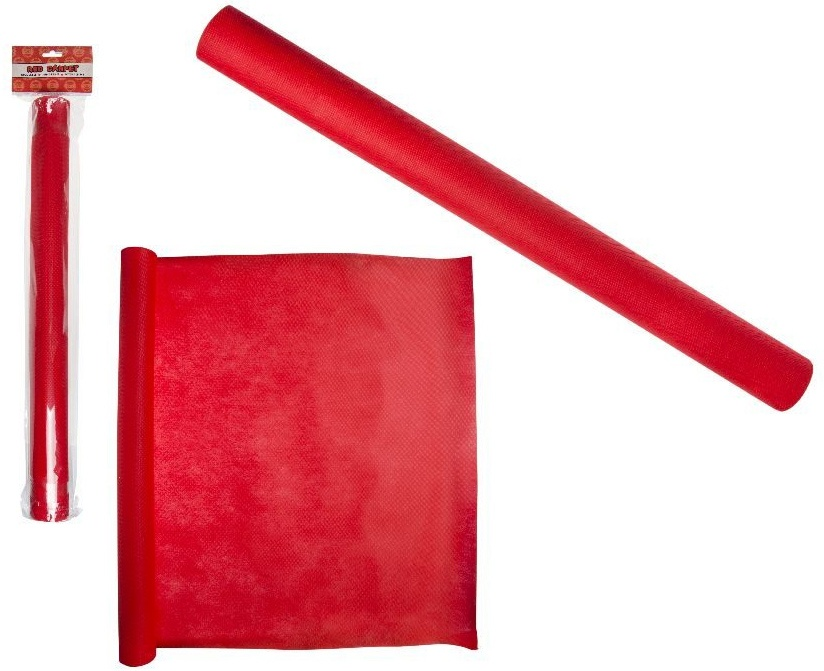 Läufer rot ca 450x 60 cm