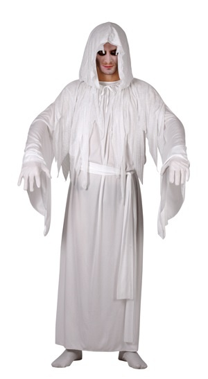 Kostüm - Geist creepy Ghost Größe M/L