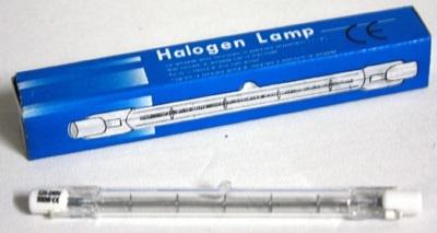Halogenglühlampe für Flutlichtstrahler
