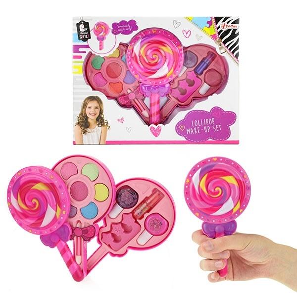 Make-Up Set Lollipop in Box ca 26,5x20,5 cm