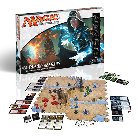Hasbro Spiel Magic The Gathering Arena of the Planeswalkers