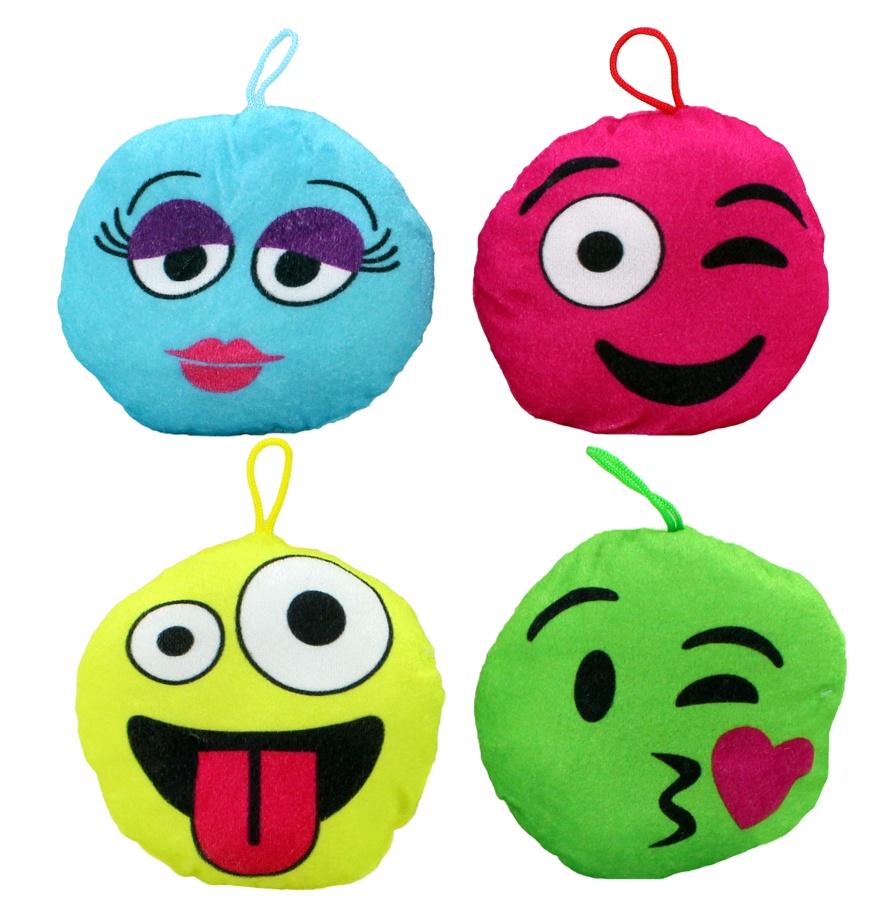 Funny Faces 4-fach sortiert ca 13 cm