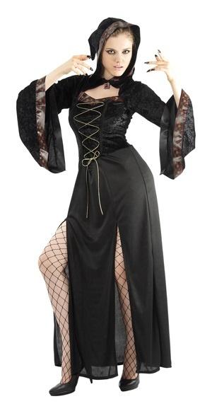 Kostüm - Gothic Maid Größe M