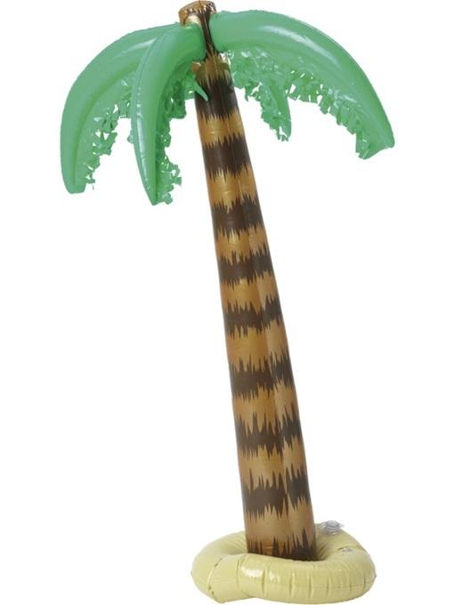 Palme aufblasbar ca 90 cm